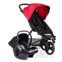 Mountain Buggy MB Mini travel system