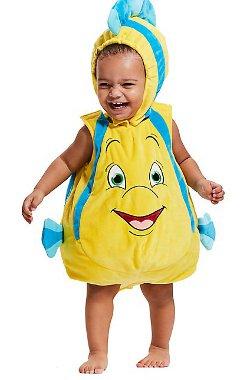 Disney flounder costume