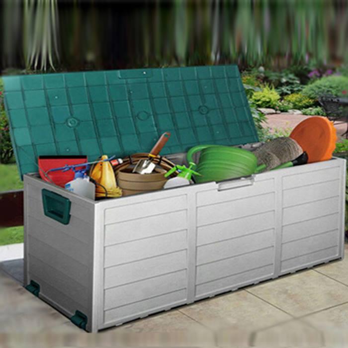 XL Heavy Duty Waterproof Outdoor Storage Box