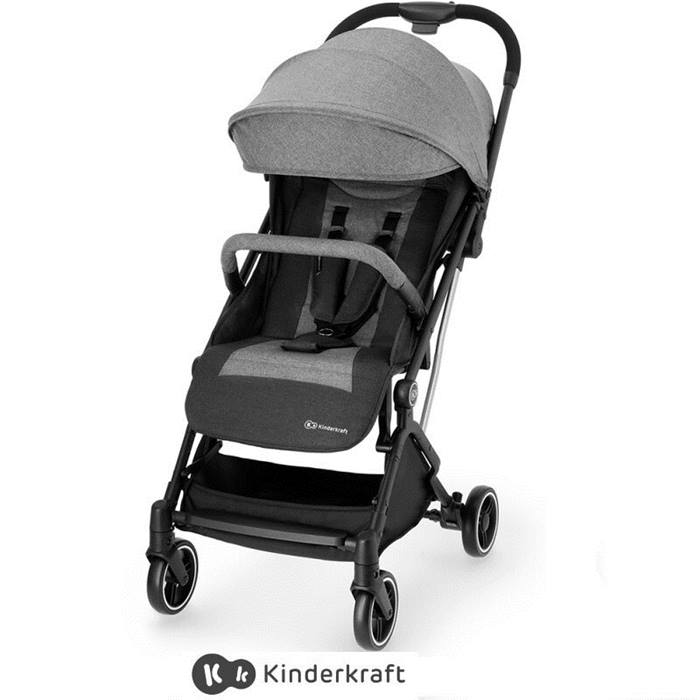 Kinderkraft Indy Stroller - Grey