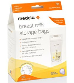 milk storage bags 250