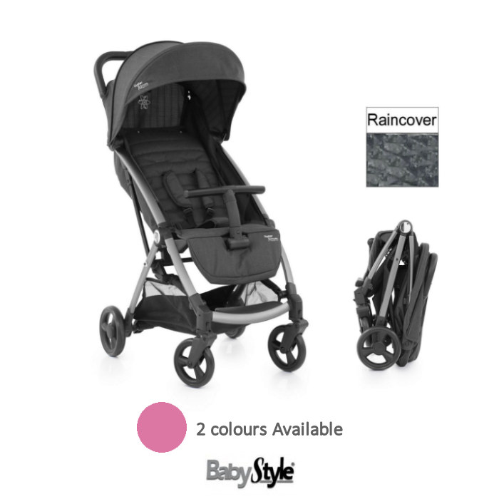 BabyStyle Oyster Atom Pushchair