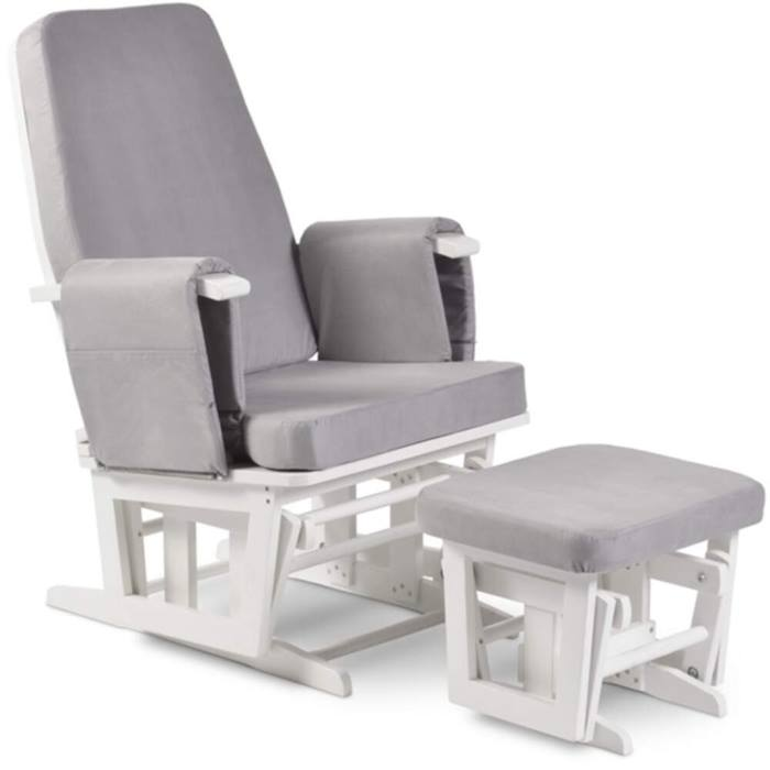 Babyhoot Bilsby Glider Chair & Stool