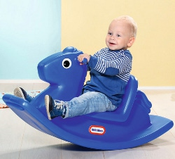 Little Tikes rocking horse 474