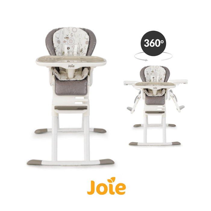 Joie Mimzy 360 Highchair - New Ned new