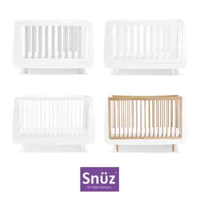 Snuz Snuzkot and Mattress