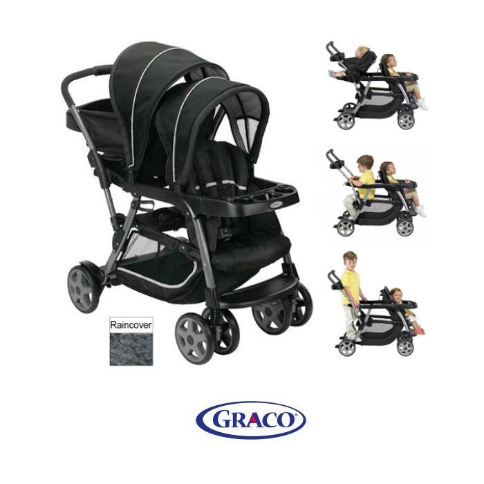 Graco Ready 2 Grow Tandem Stroller