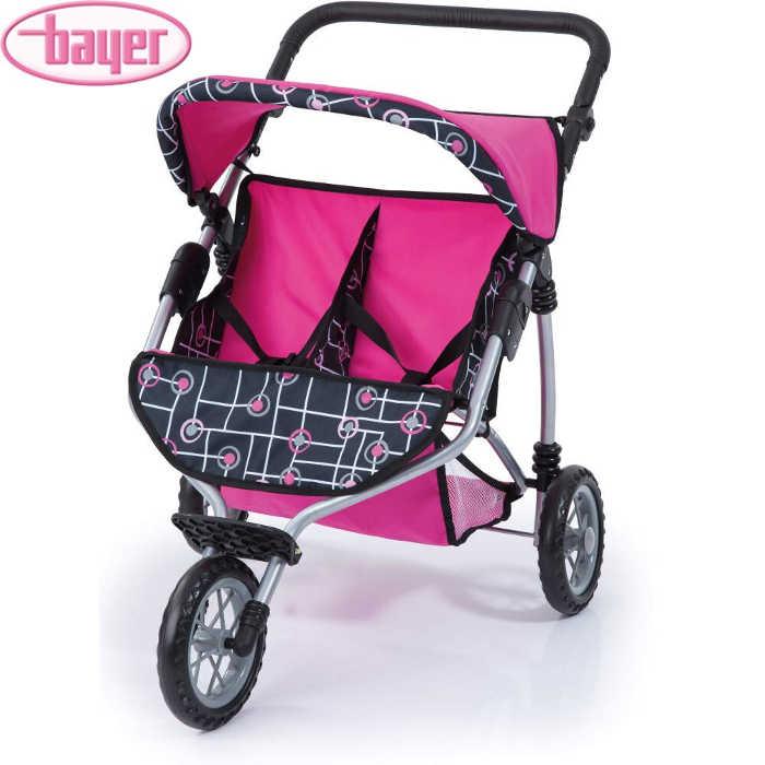 bayer_design_twin_jogger
