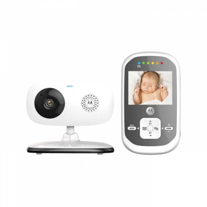 Motorola MBP662 Connect Video Baby Monitor
