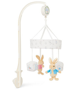 Mothercare Peter Rabbit mobile