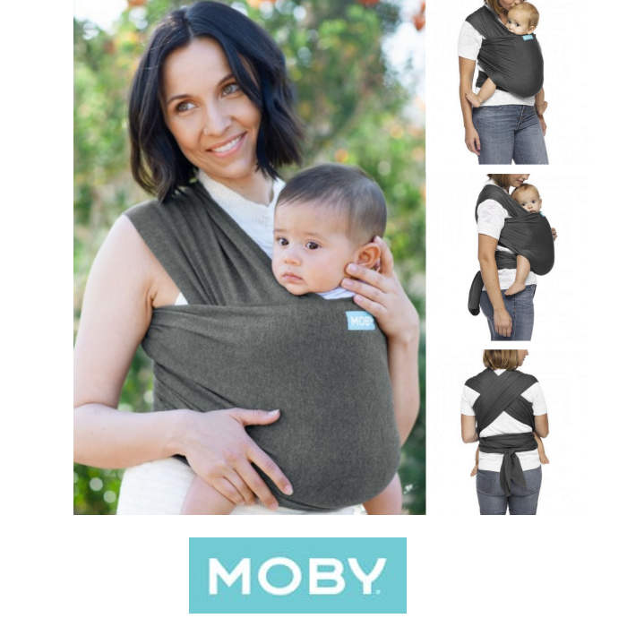 Moby Wrap Evolution Baby Carrier