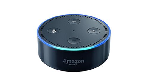 Amazon Dot competition prize