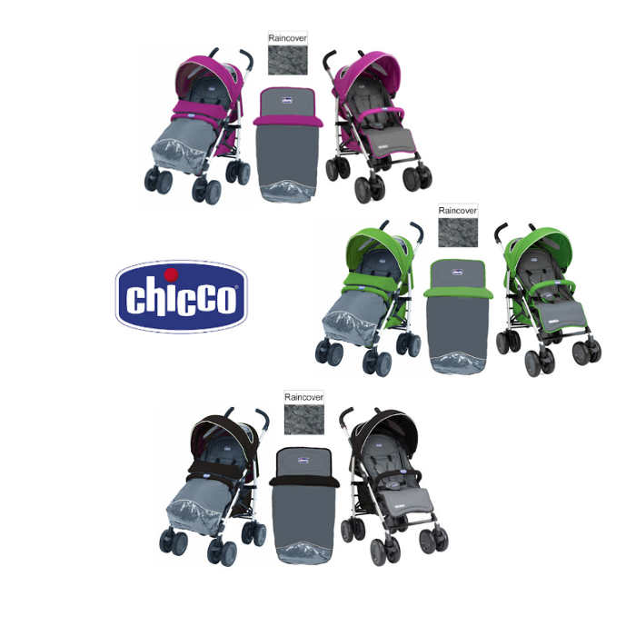 Chicco Multiway Evo Stroller