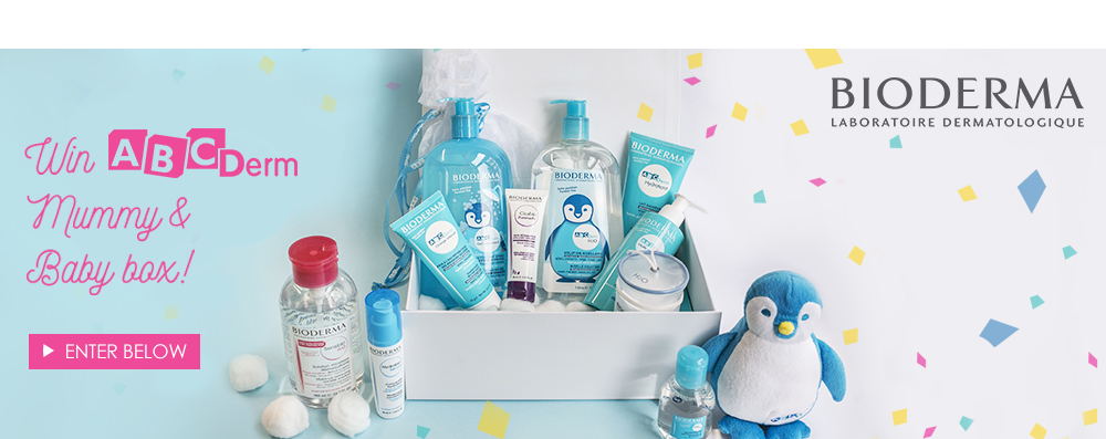 Win ABC Derm Mummy & Baby box! Enter below >