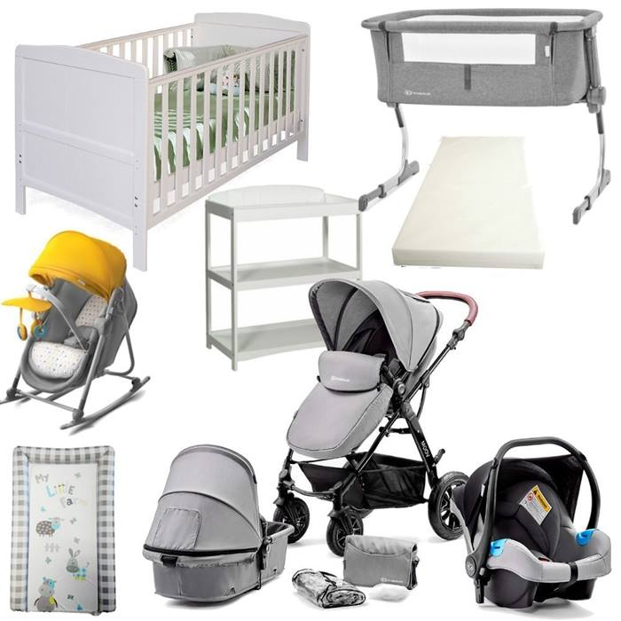 Kinderkraft Moov Babylo Bundle