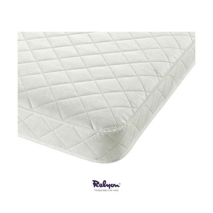 Relyon First Sleeps Essential Spring Cot Mattress (140cm x 70cm)