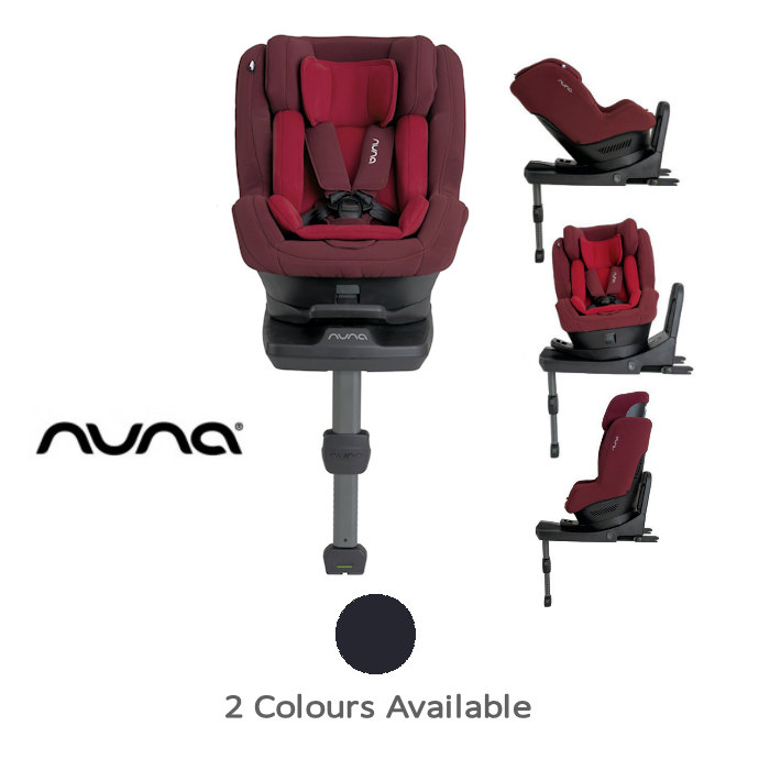 Nuna Rebl Group 01 iSize Isofix 360 Rotation Car Seat