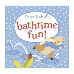 Beatrix Potter Peter Rabbit Bath Book