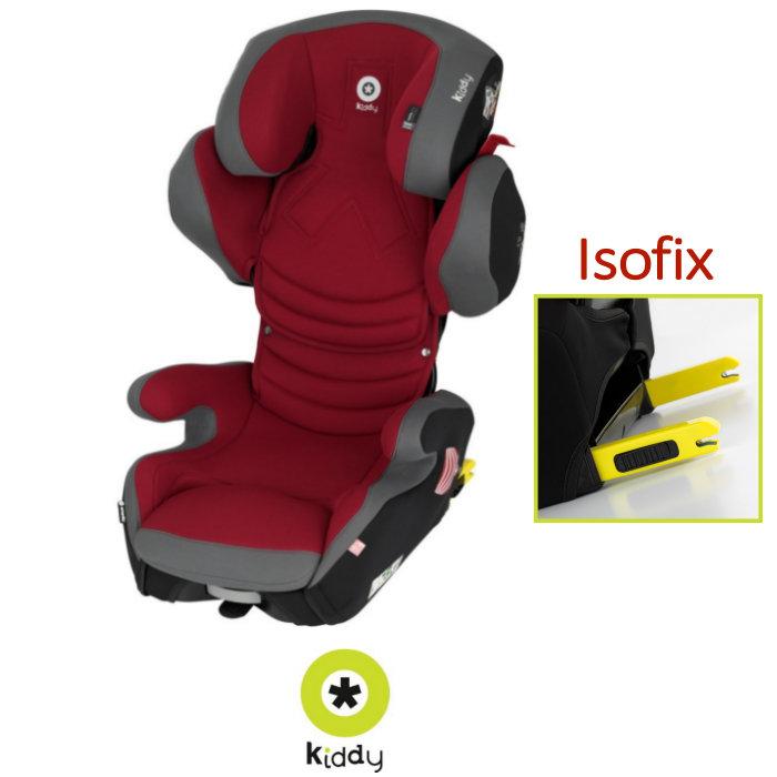 Kiddy Smartfix Group 2,3 Isofix Car Seat - Sao Paulo