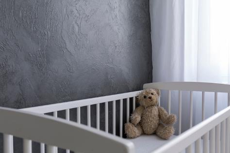 babys cot