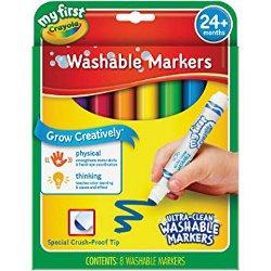 Crayola washable markers 250