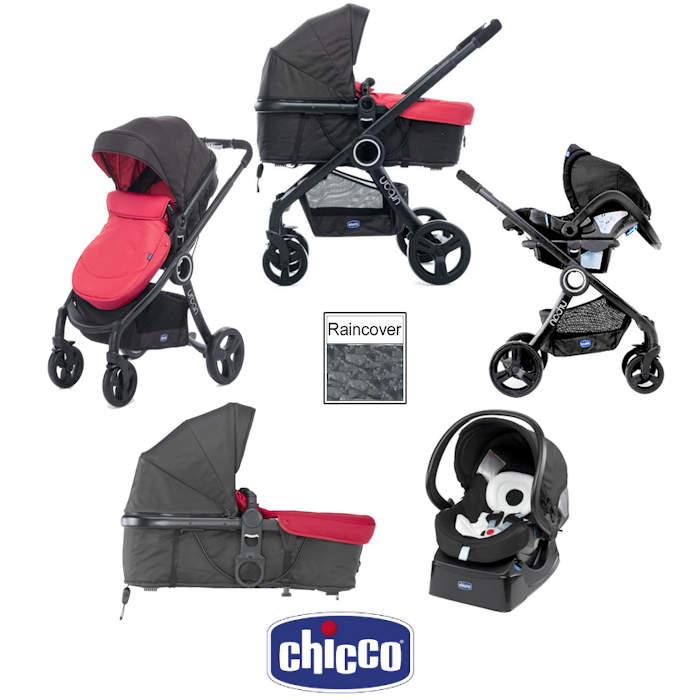 Chicco Urban Plus Travel System