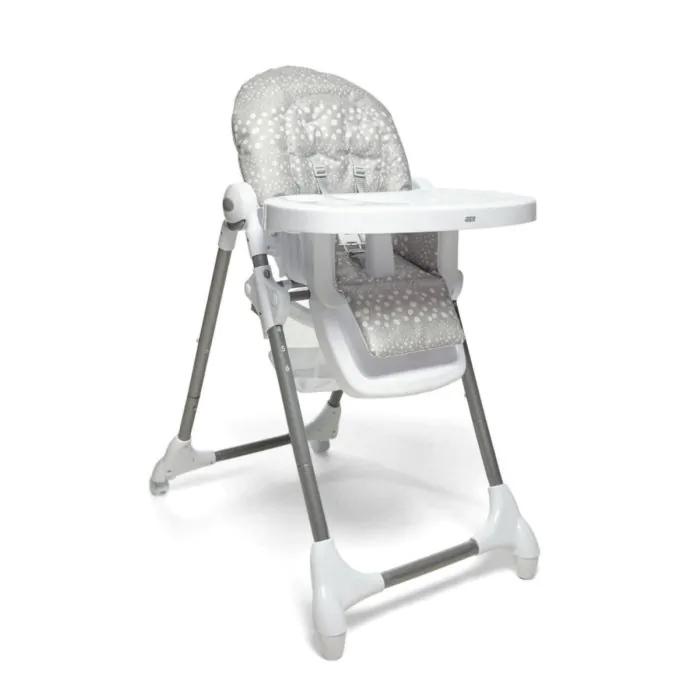 Mamas & Papas Snax Highchair Grey Spot
