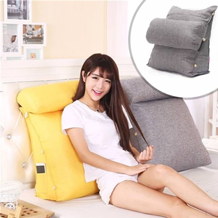 Adjustable Lounger Cushion - 9 Colours
