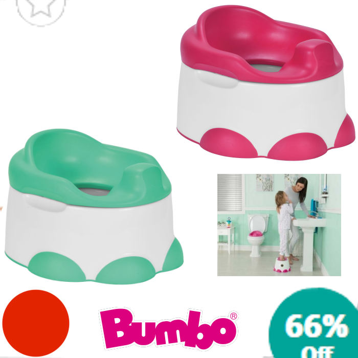 Bumbo 3-in-1 Step 'N Potty