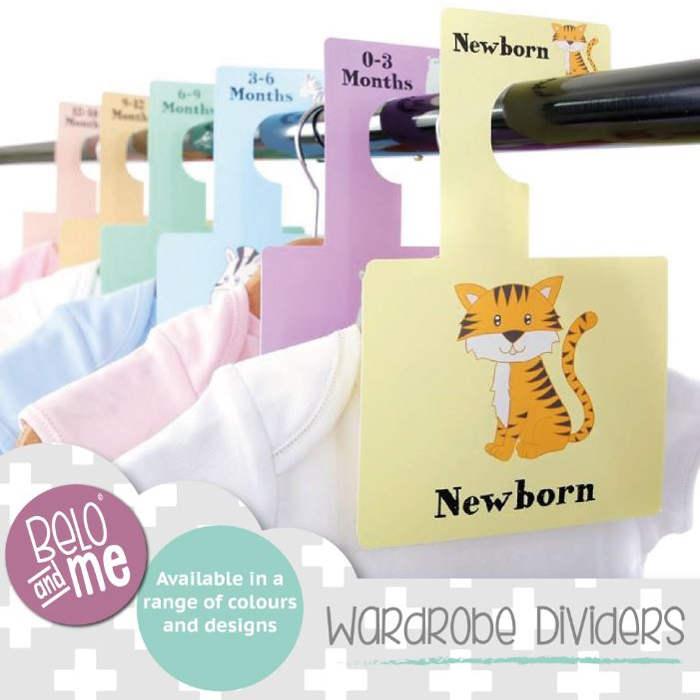 Wardrobe Dividers