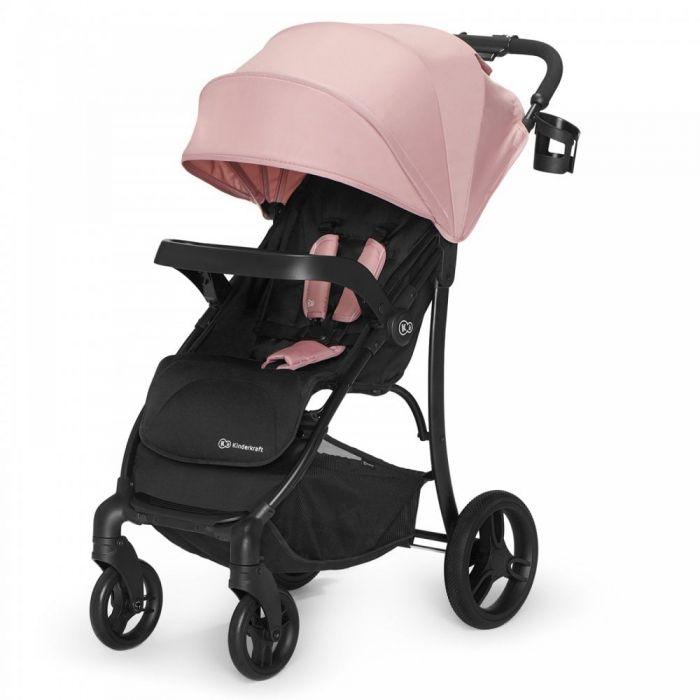 Kinderkraft Cruiser Pushchair - Pink
