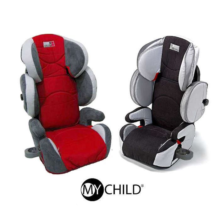 My Child Travel Max Car Seat Booster Group 23  Tour