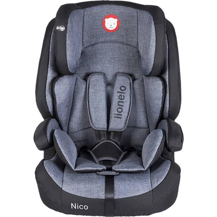 Lionelo Nico Group 1/2/3 Car Seat