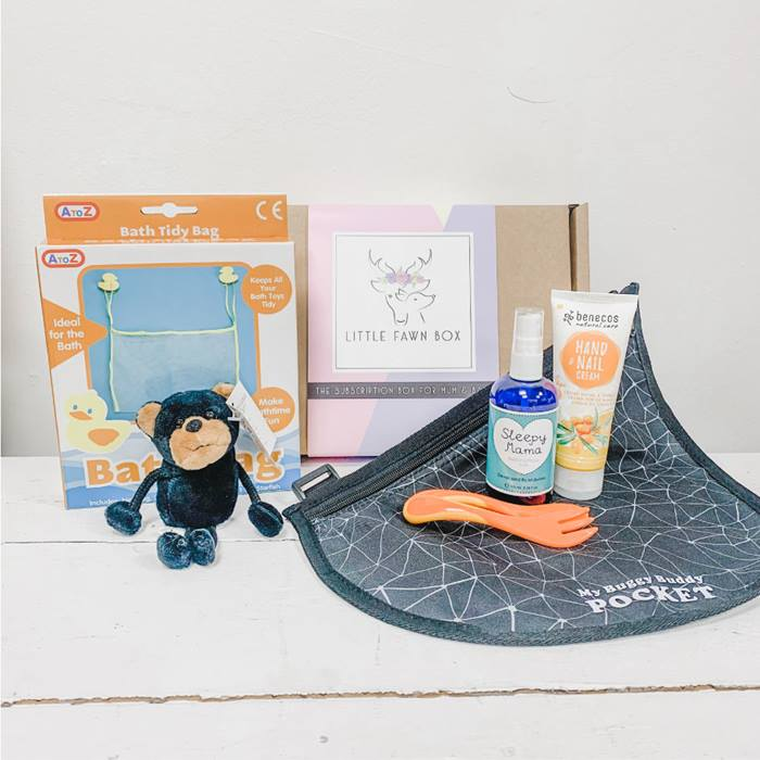 Subscription box for mum & baby
