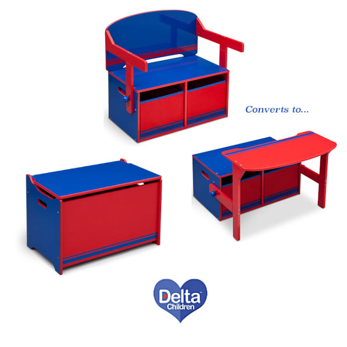 Delta Children Wooden Nursery Furniture