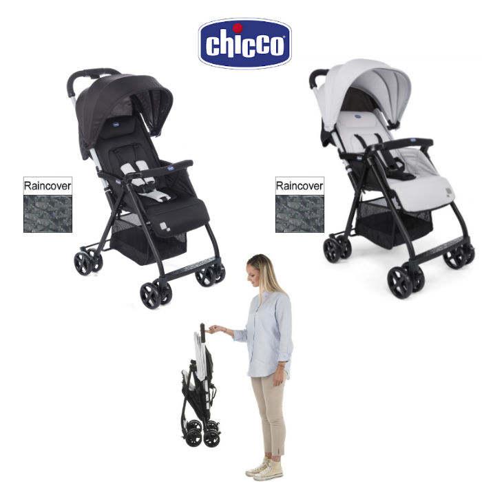 Chicco Ohlala Stroller - Black