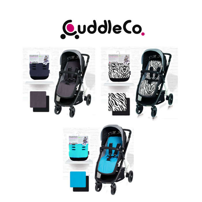 Cuddle Co Comfi Cush Pushchair Liner