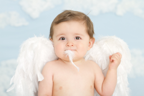 spiritual baby names