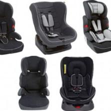 Car seats recalled