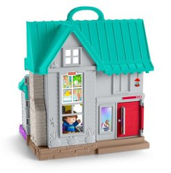 Little peoples dolls house