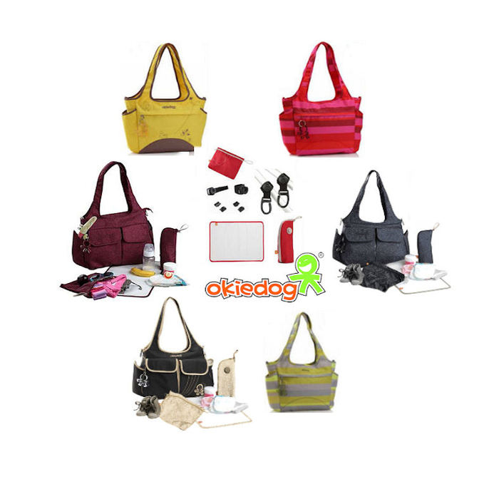 Okiedog Tote Baby Changing Bag  Accessories