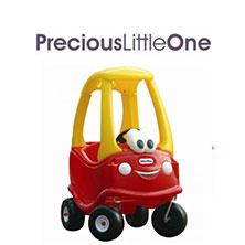 PLO Little Trikes Cozy Coupe