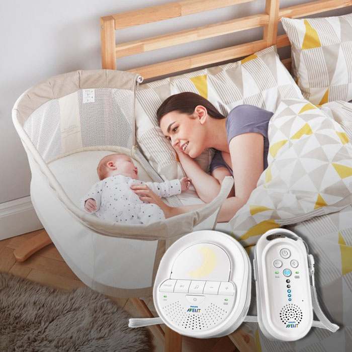 Purflo and Avent Monitor Bundle - MAIN IMAGE