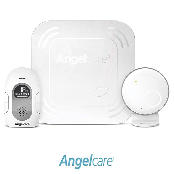 Angelcare AC127 Wireless Baby Movement Monitor With Sound