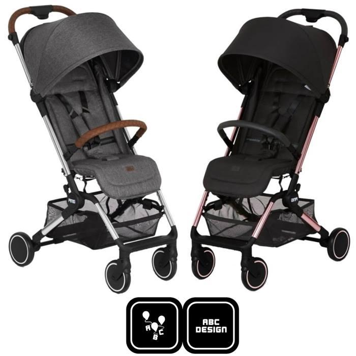 ABC Design Ping Stroller - 2 Colours
