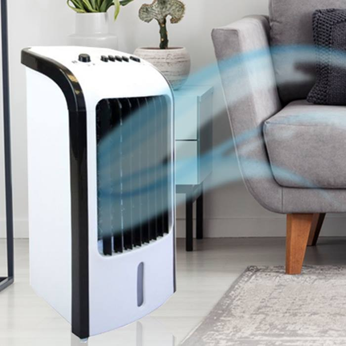 3-in-1 Portable Air Cooling Unit with Fan