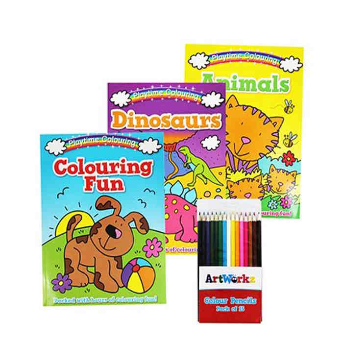 Theworks-colouring-book