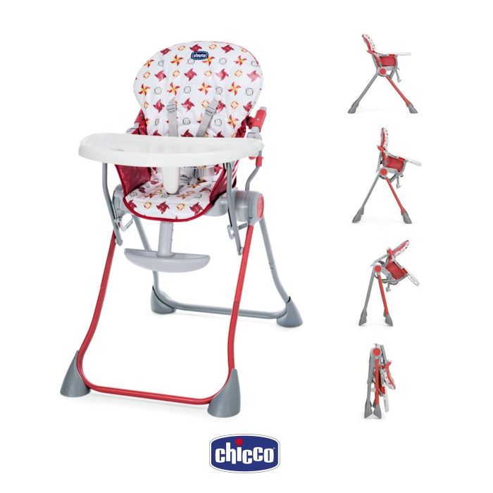 Chicco Pocket Meal - Red