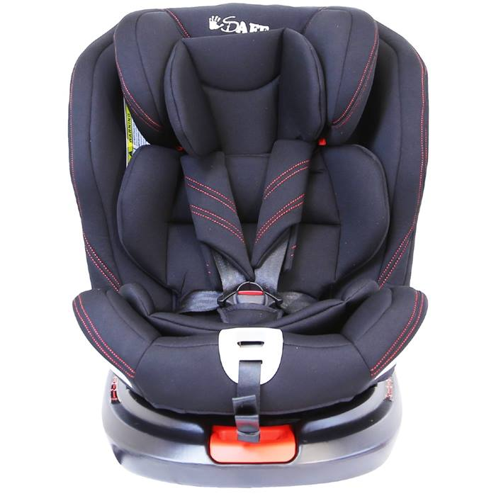 iSafe All Stages 360° Rotating Baby Car Seat Group 0+ 1 2 3