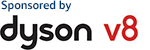 Sponsored by Dyson v8